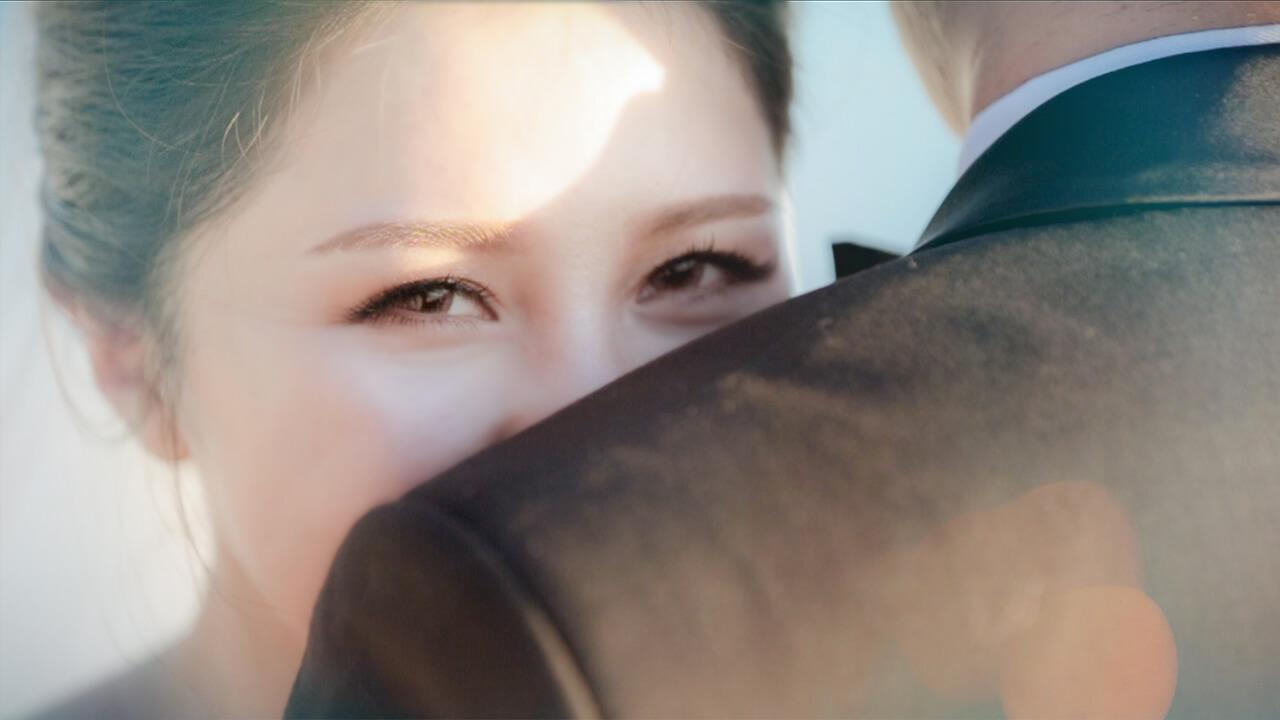 婚禮MV、婚禮錄影、快剪快播、Wedding SDE、長灘島